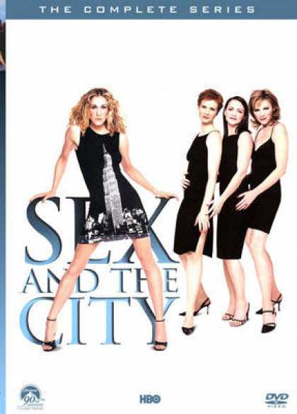 TV Series - Sex And The City: The Complete Series