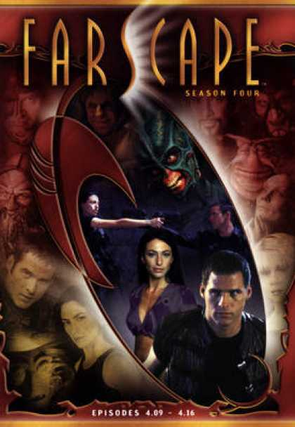 TV Series - Farscape Discs 3