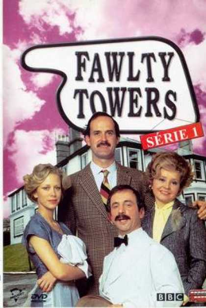 TV Series - Fawlty Towers 1 POR