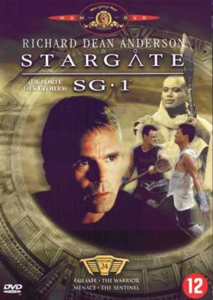 TV Series - Stargate SG-1 4 SCANDINAVIAN