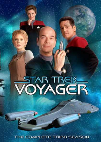 TV Series - Star Trek Voyager (box Set)