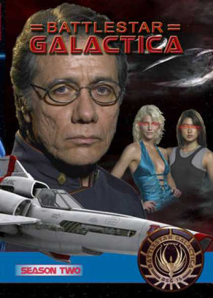 TV Series - Battlestar Galactica R0
