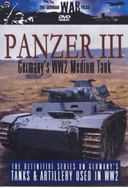 TV Series - Panzer 3 Germany's WW2 Medium Tank