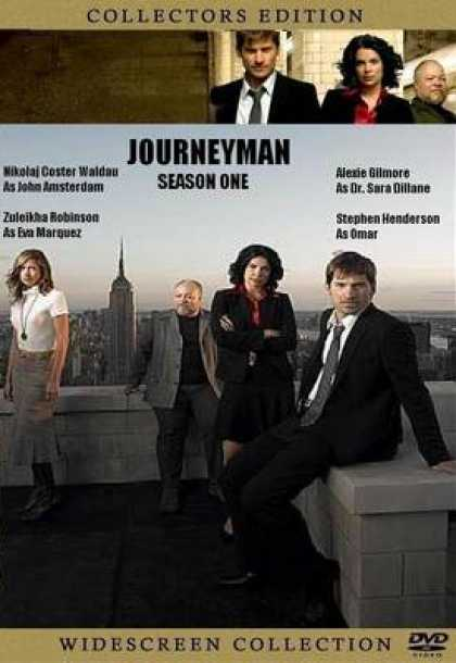 TV Series - Journeyman: WS CE R0