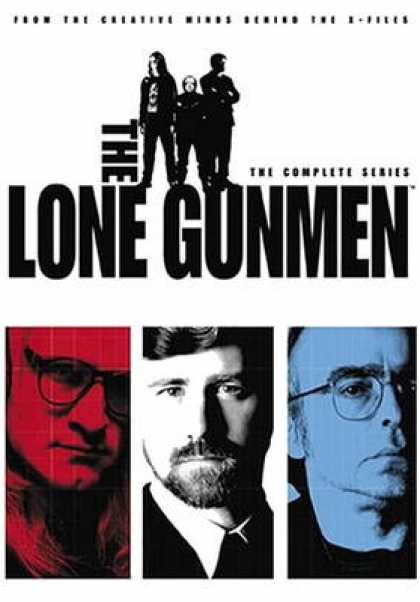 TV Series - The Lone Gunman The Complete Season