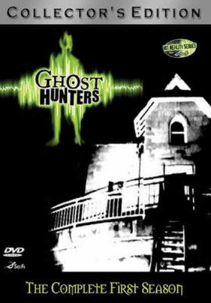TV Series - Ghost Hunters CE