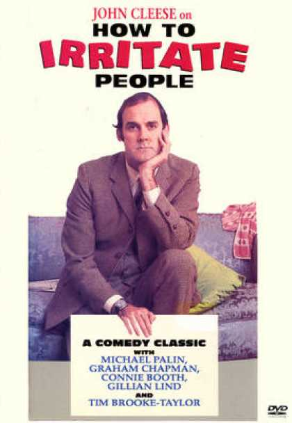 TV Series - John Cleese On How To Irrate People