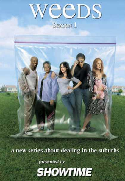 TV Series - Weeds Showtime