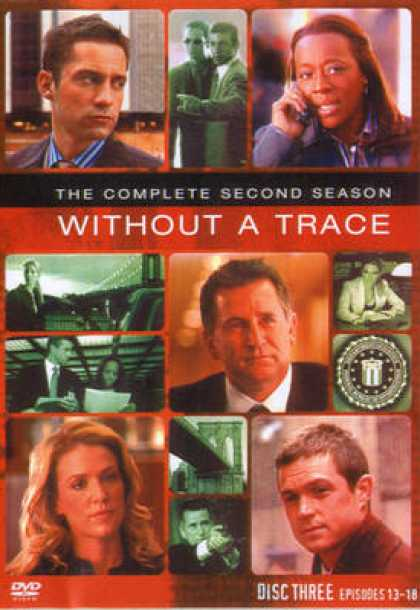 TV Series - Withou A Trace (disc 3)