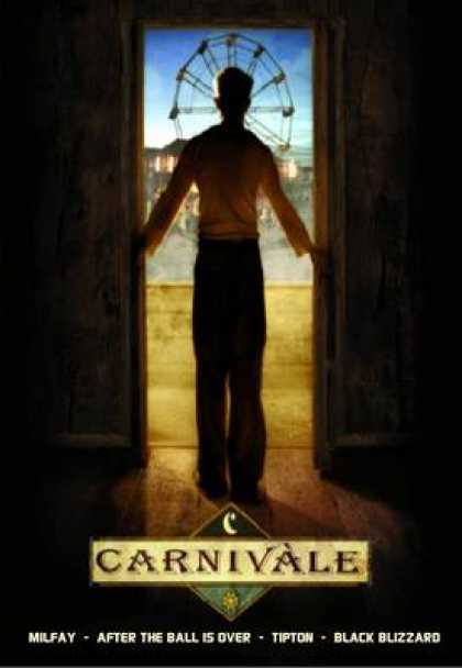 TV Series - Carnivale Episodes 1 - 4 H