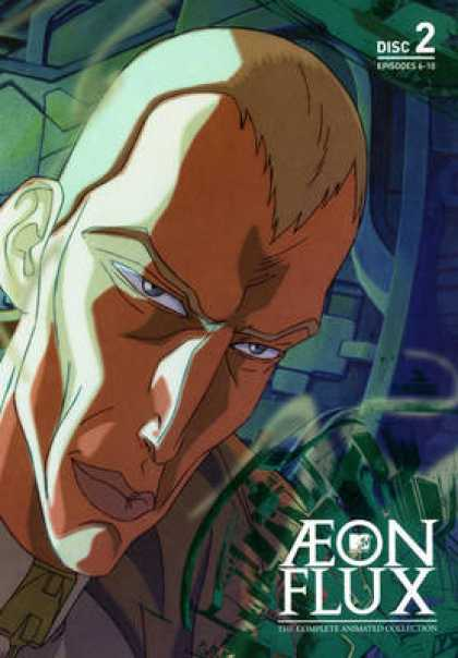 TV Series - Aeon Flux The Complete Animated Collection Vol