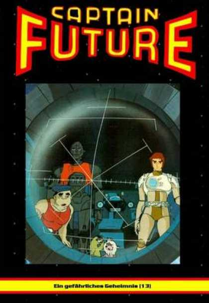 TV Series - Captain Future