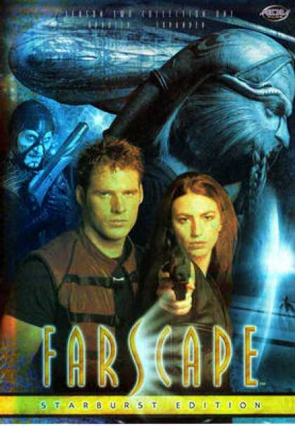 TV Series - Farscape 2.1: Starburst Edition
