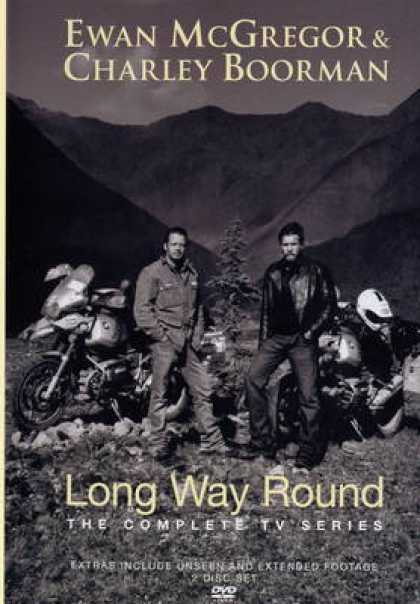 TV Series - Long Way Round