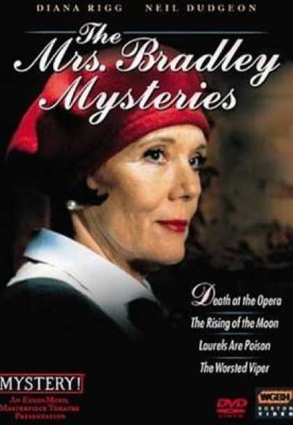 TV Series - The Mrs. Bradley Mysteries