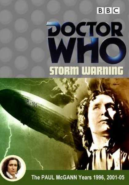 TV Series - Doctor Who - The Storm Warning