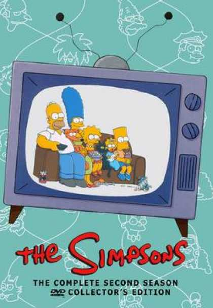 TV Series - The Simpsons CE