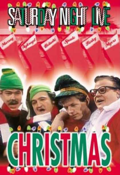 TV Series - Saturday Night Live The Best Of Christmas