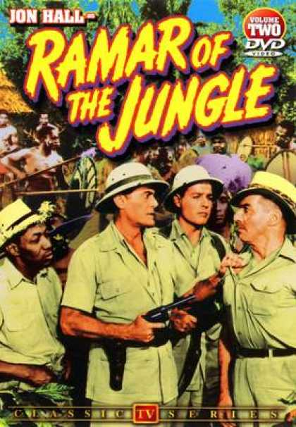 TV Series - Ramar Of The Jungle