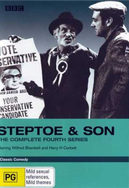 TV Series - Steptoe And Son