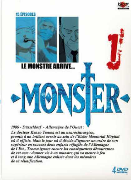 TV Series - Monster