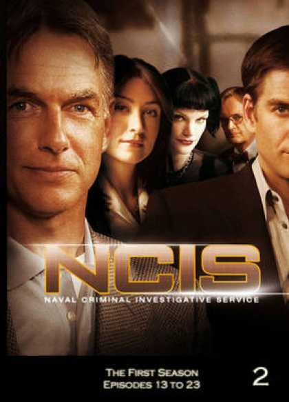 TV Series - NCIS Episodes 13-