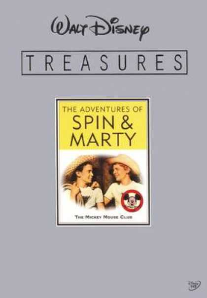 TV Series - Walt Disney Treasures - The Adventures Of Spin