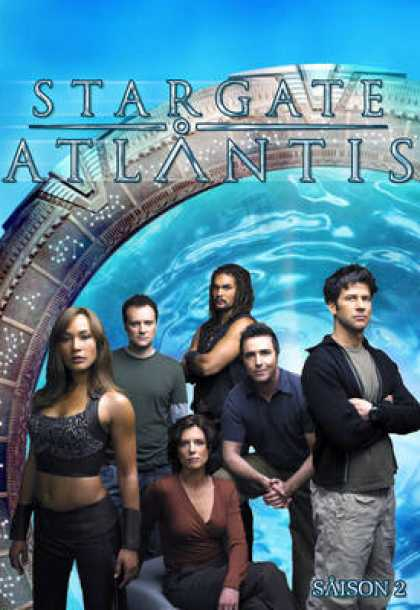 TV Series - Stargate Atlantis -3