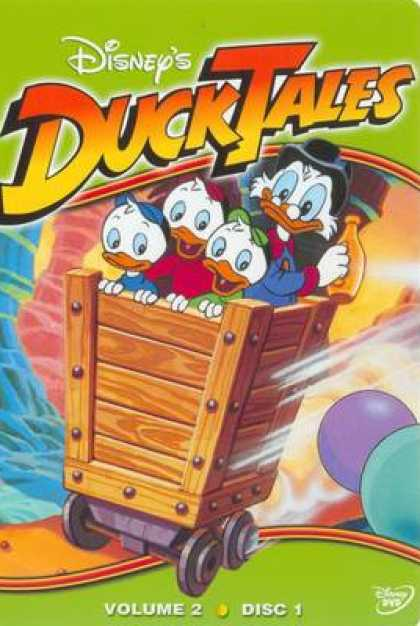 TV Series - Ducktales - Thinpack