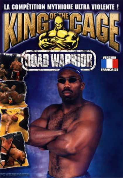 TV Series - King Of The Cage - Road Warrior