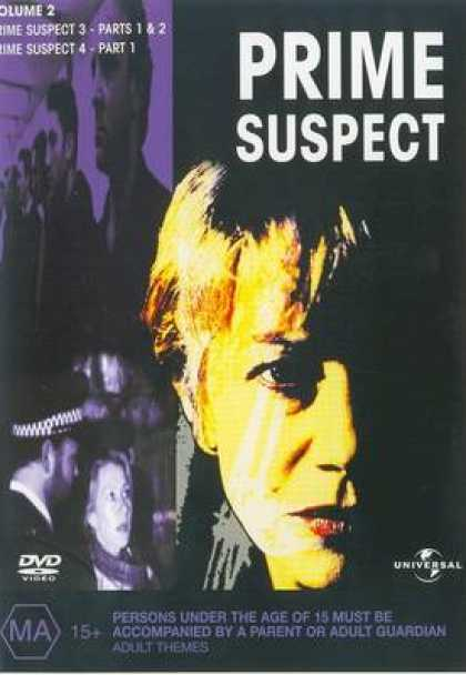 TV Series - Prime Suspect 3 And