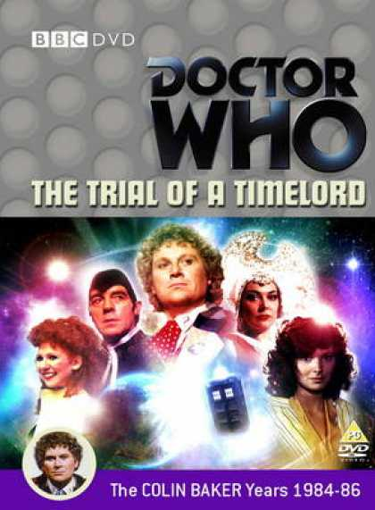 TV Series - Doctor Who - The Trial Of A Timeload