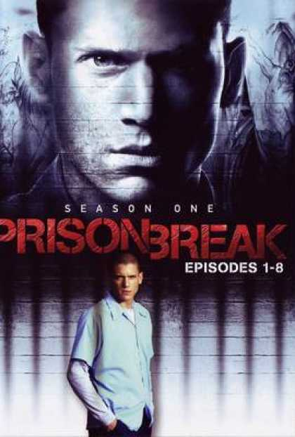 TV Series - Prison Break Episodes 1-8