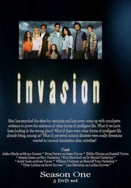 TV Series - Invasion