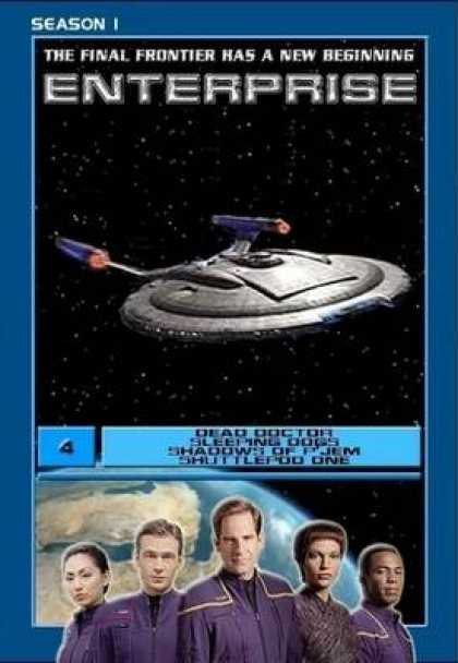 TV Series - Star Trek Enterprise Episodes 13