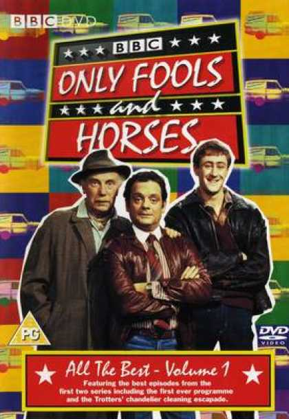 TV Series - Only Fools And Horses - All The Best