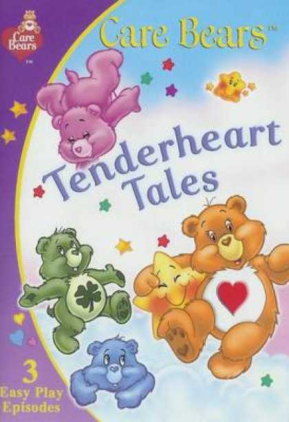 TV Series - Care Bears - Tenderheart Tales