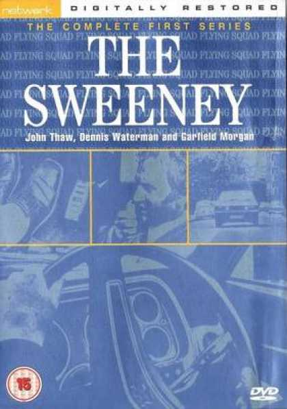TV Series - The Sweeney Episodes 4-6