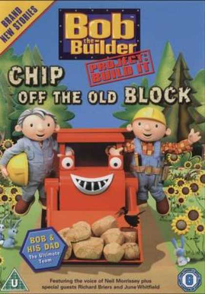 TV Series - Bob The Builder - Chip Off The Old Block
