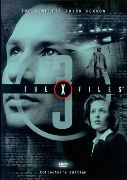 TV Series - X Files Box