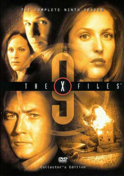 TV Series - X Files Boxset CE