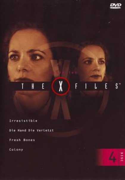 TV Series - The X-Files & 4 (Australian)