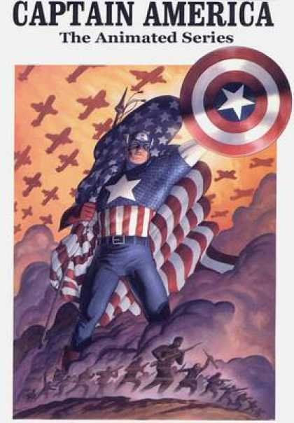 TV Series - Captain America - 1st 13 Episodes