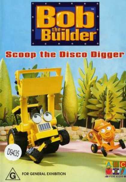 TV Series - Bob The Builder - Scoop The Disco Digger