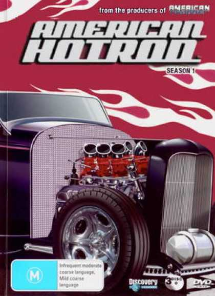 TV Series - American Hotrod Thick Pack Case