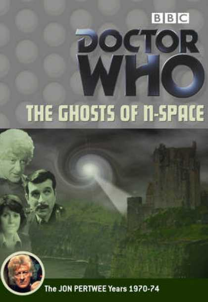 TV Series - Doctor Who - The Ghosts Of N-Space