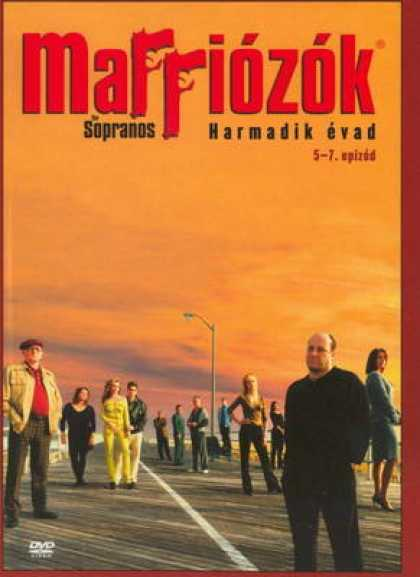 TV Series - The Sopranos Hungarian