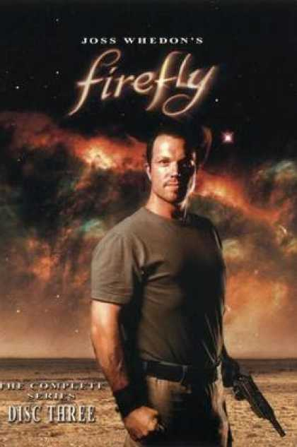 TV Series - Firefly The Complete Series Disc Three