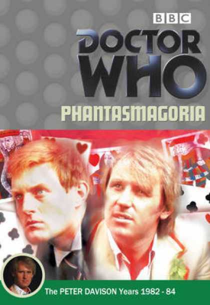 TV Series - Doctor Who - Phantasmagoia