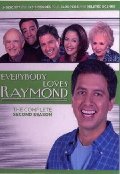TV Series - Everybody Loves Raymond The Complete Second Se